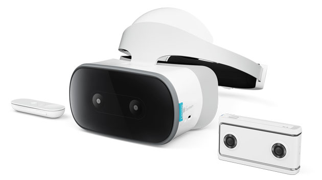Lenovo Mirage Solo e Lenovo Mirage Camera