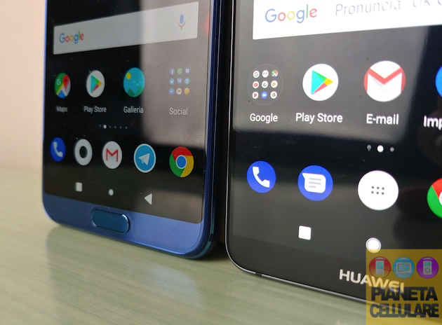 Huawei Mate 10 Pro vs Honor View 10