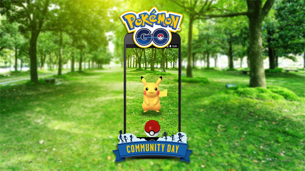 Pokemon GO Community Day del 20 gennaio 2018
