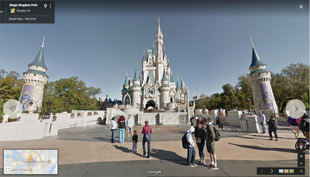 Disney Parks - Disney Magic Kingdom Park