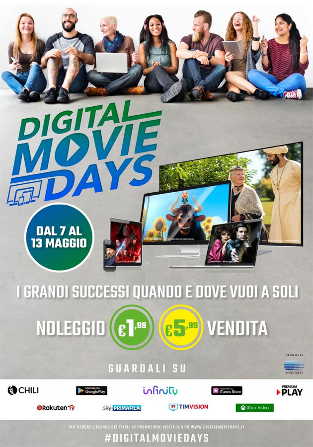 Digital Movie Days 2018