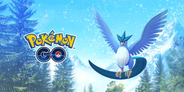 Pokemon GO, Articuno Day durante la sfida globale del Professor Willow