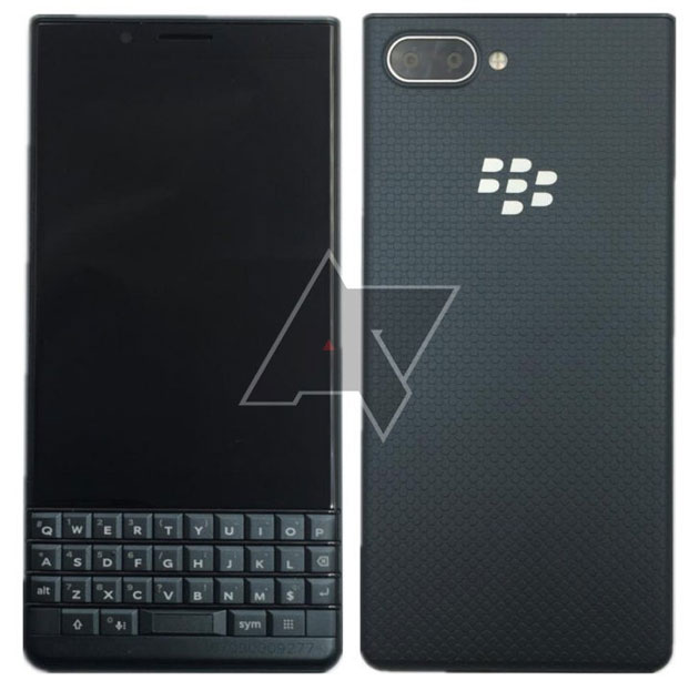 BlackBerry KEY2 LE - presunta immagine
