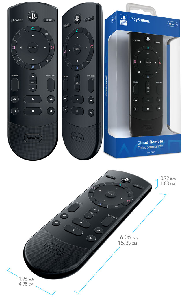 Cloud Remote 2018 per PS4