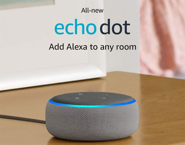 Amazon annuncia nuovi dispositivi Echo con Alexa