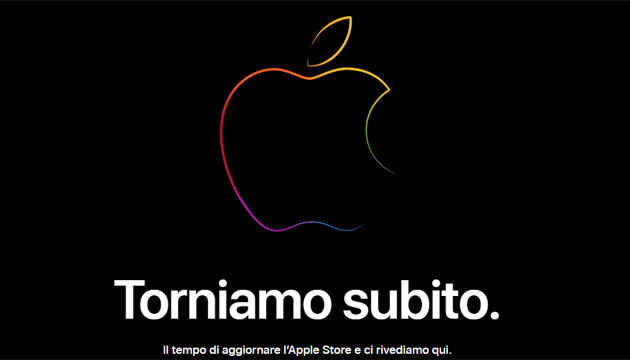 Apple Store Online down - 12 settembre 2018