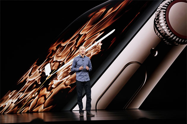 Jeff Williams svela Apple Watch Series 4
