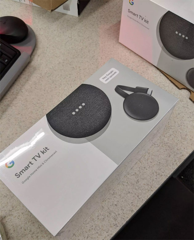 Google Smart TV kit 2018