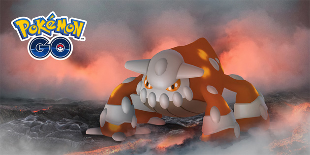 Pokemon Leggenda Heatran