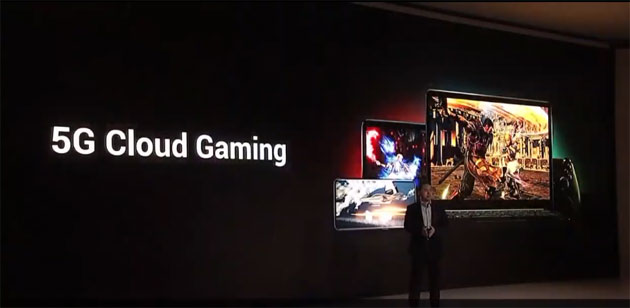 Oppo 5G Cloud Gaming