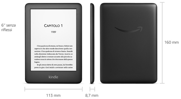Amazon Kindle 2019
