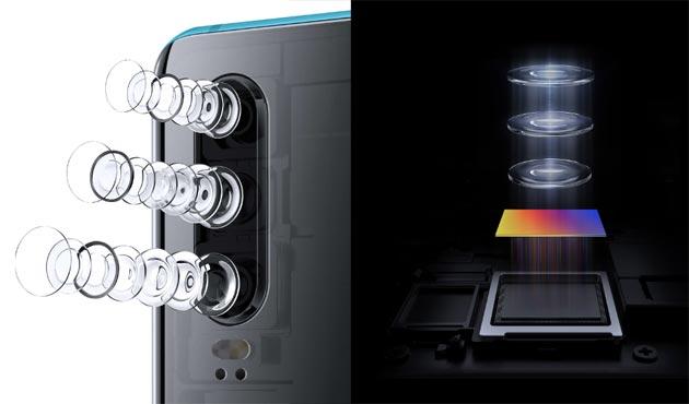 Il Leica Triple Camera System di Huawei P30