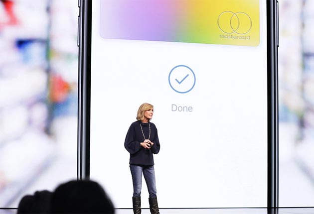 Jennifer Bailey presenta Apple Card, un nuovo tipo di carta di credito creata da Apple