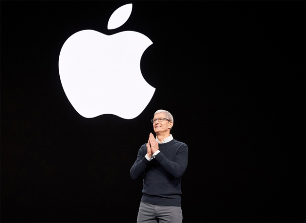 Tim Cook dà il via all'evento di Apple di marzo 2019