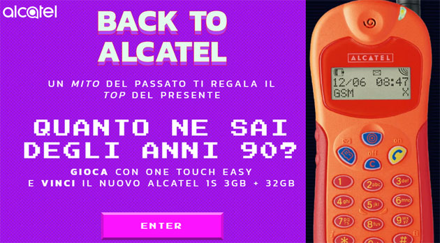 Back To Alcatel 2019