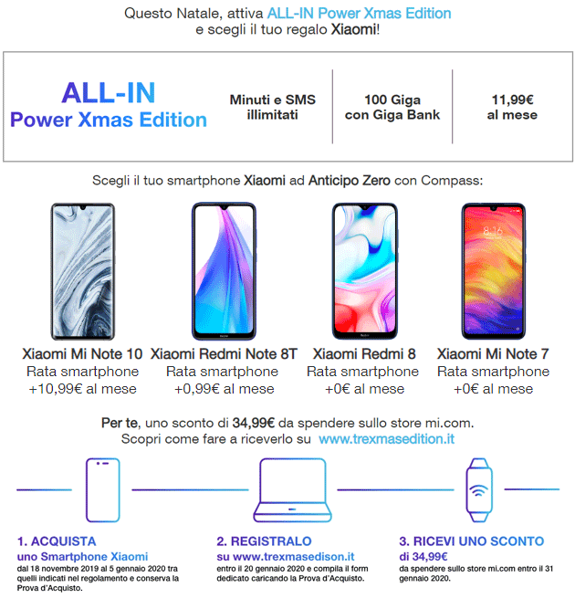 3 ALL-IN Power Xmas Edition 2019