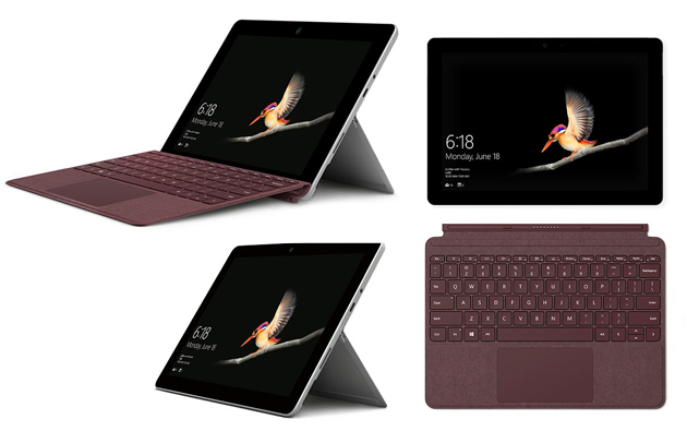 Specifiche tecniche Microsoft Surface Go Wi-Fi