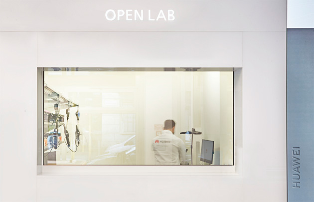 Huawei Customer Service Center - Open Lab