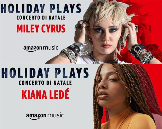 Amazon Music Holiday Plays 2020