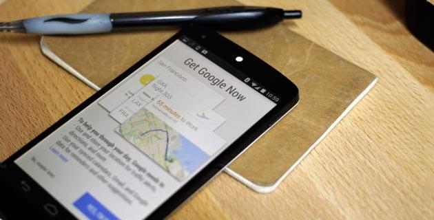 Come Rimuovere Google Now dalla Home di Nexus 5