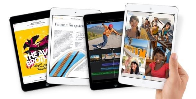 Apple iPad Mini 2: rifornimenti in ritardo per problemi tecnici