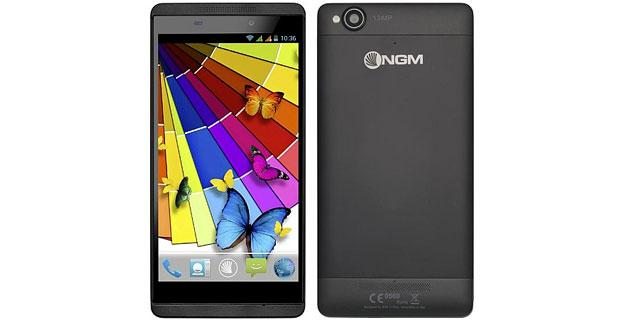 NGM Forward Active: Phablet Dual Sim, Quad Core da 449 euro