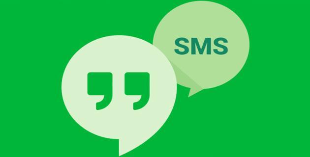 Hangouts, Google potrebbe togliere integrazione SMS
