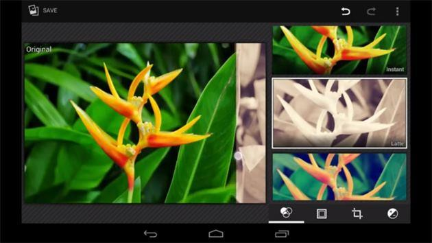 Video: Android 4.4 KitKat, il nuovo Editor Fotografico