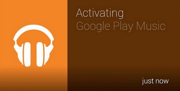 Google Play Music, l'app ufficiale per Glass