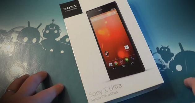Video: Xperia Z Ultra e G Pad 8.3 Play Edition in anteprima