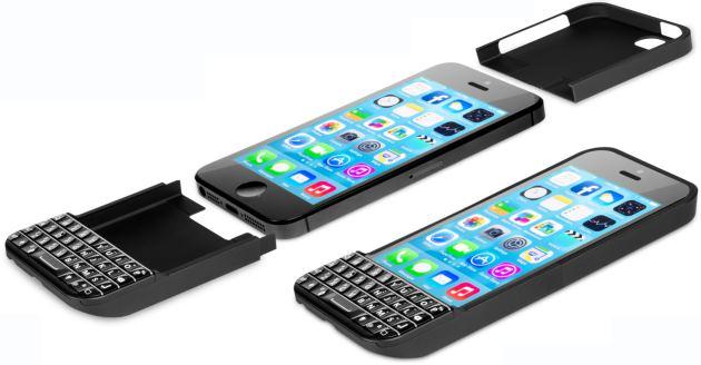 Tipo Keyboard, ecco la tastiera Qwerty fisica per iPhone 5S