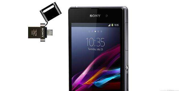 Sony: nuova Dual USB Flash Drive per smartphone e tablet Android