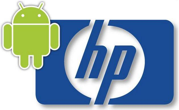 HP presentera' un Tablet e un Phablet Android