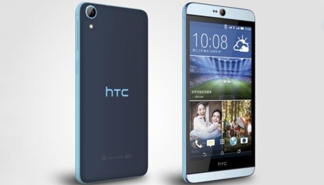HTC lancia Desire 826 con processore Snapdragon a 64-bit