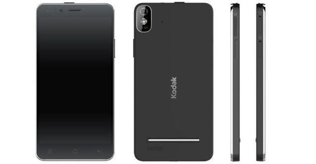 Kodak IM5, arriva in Europa il primo smatphone Android di Kodak