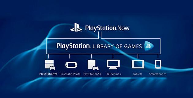 Sony presenta Playstation Now