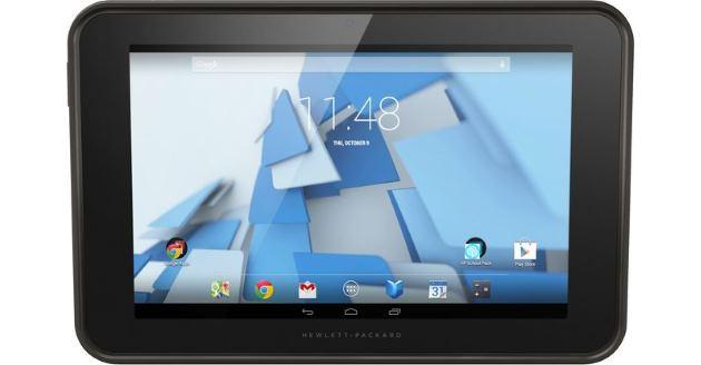 HP Pro Slate 12, Pro Slate 8,  Pro Tablet 10 EE, Pro Slate 10 EE e HP Pro Tablet 408 G1