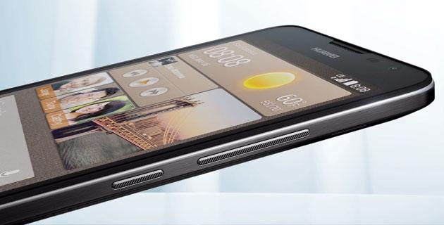CES 2014: Huawei Ascend Mate 2 4G
