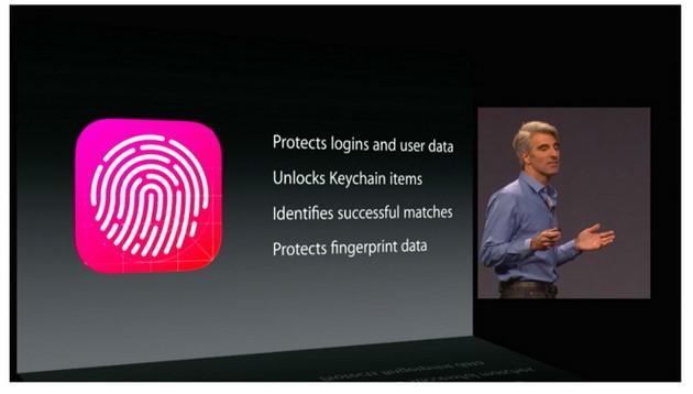 Apple iOS 8: come cancellare le impronte Touch ID