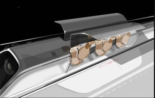 Hyperloop: Test in Nevada positivo, nel 2019 i primi passeggeri
