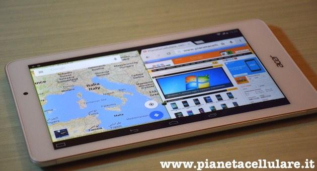 Video recensione Acer A1-841: Tablet Android Low Cost di alta qualita'