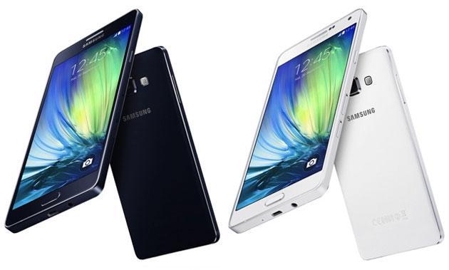 Samsung Galaxy A7: ufficiale lo smartphone in metallo piu' sottile