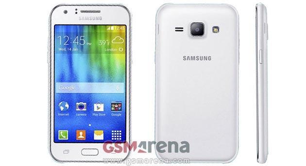 Samsung J1: foto e specifiche tecniche trapelate