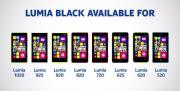 Foto Nokia Black disponibile per Lumia 520