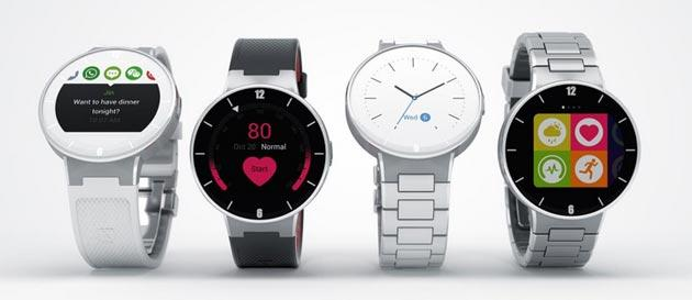 Foto Alcatel OneTouch Watch, smartwatch Android da 149 euro