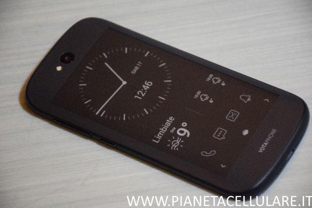 Yotaphone 2, Recensione completa Smartphone Android con doppio schermo