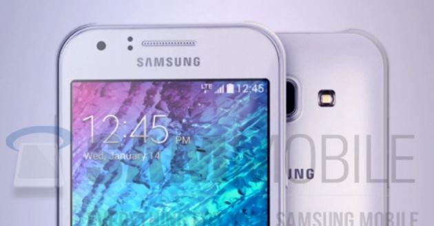 Samsung Galaxy J1, spunta la prima immagine del nuovo Android