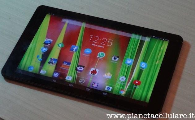 Hannspree Hannspad 10.1 Dual Sim 3G W72B, la nostra recensione