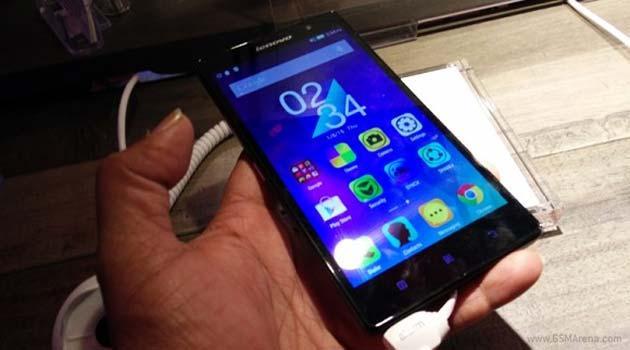 Lenovo A6000 al CES, con Snapdragon 410 e processore Quad Core