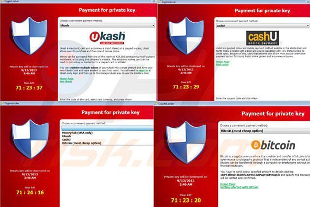 Cryptoclocker: boom di virus su Email e attacchi Phising, allerta massima